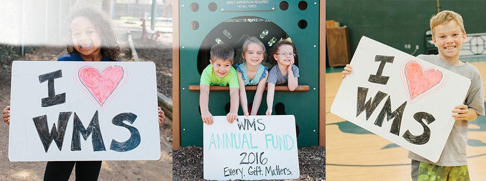 Waco Montessori School Annual Fund